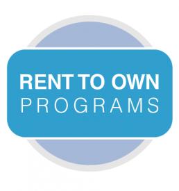 Rent to Own Programs